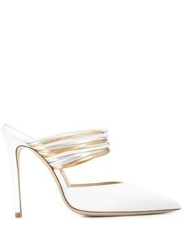Deimille Estia pumps - White