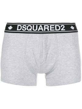 Dsquared2 logo waistband boxers - Grey