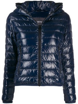 Duvetica short padded jacket - Blue