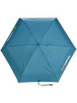 Moschino 100% Moschino umbrella - Blue