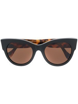 Retrosuperfuture Noa cat-eye sunglasses - Black