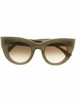 Thierry Lasry gradient cat-eye-frame sunglasses - Brown