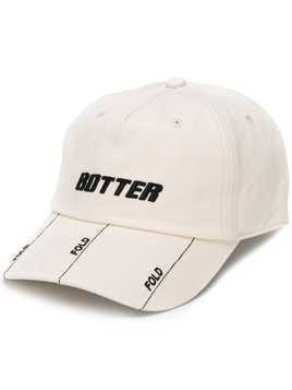 Botter embroidered logo cap - White