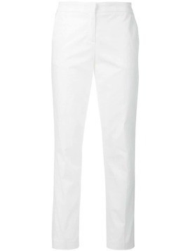 Fabiana Filippi high-waisted trousers - White