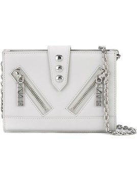 Kenzo Kalifornia chain bag - Grey
