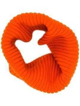 Dorothee Schumacher knitted snood - Orange