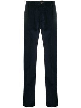 Fortela New Pencest velvet cord trousers - Blue