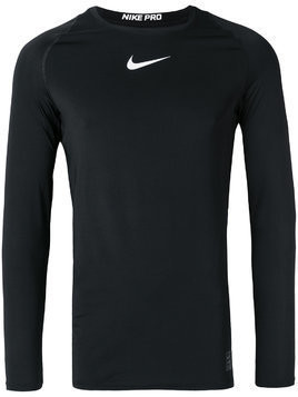 Nike Pro long-sleeve top - Black