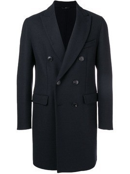 Hevo double-breasted coat - Blue