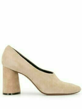 Céline Pre-Owned pre-owned almond toe pumps - Brown