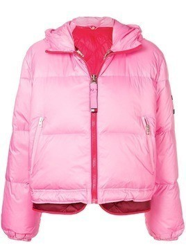 Hilfiger Collection double down padded jacket - Pink