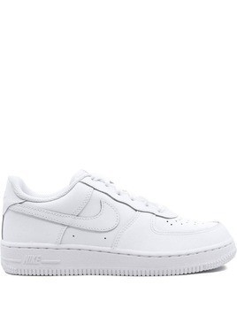 Nike Kids Air Force 1 sneakers - White