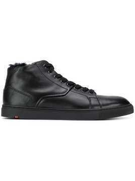 Lloyd lace-up sneakers - Black