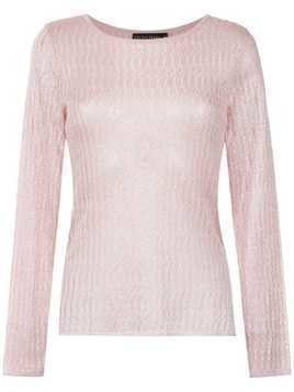 Cecilia Prado Ione knitted top - Pink