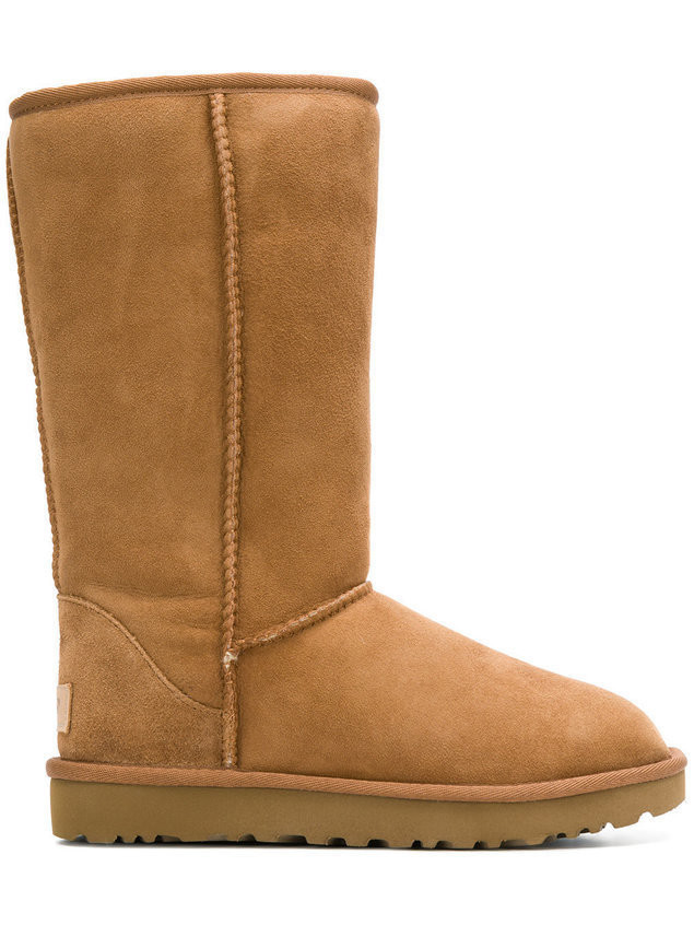 Ugg Australia high ankle boots - Brown