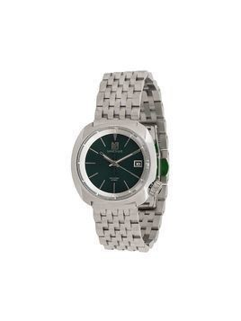 MARCH LA.B AM1 Slim Automatic Forest 38mm - SILVER