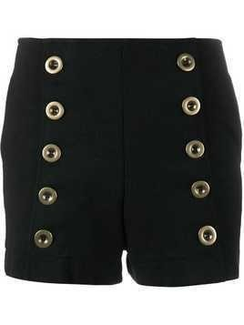 Chloé military shorts - Black