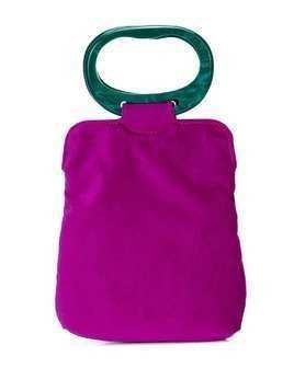 Edie Parker Grab bag - Purple