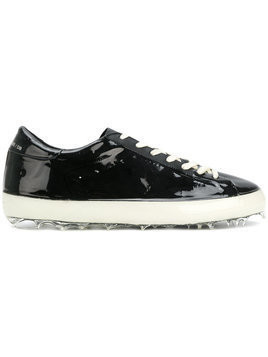 Golden Goose Deluxe Brand - Superstar sneakers - Herren - Leather/plastic/rubber/Cotton - 42 - Black