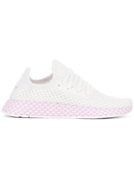 Adidas Deerupt runner sneakers - White