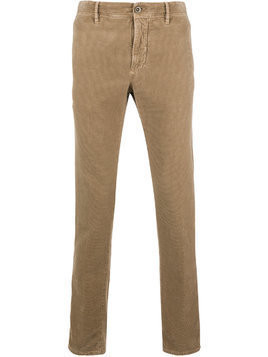 Incotex corduroy trousers - Nude & Neutrals