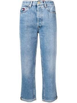 Hilfiger Collection cropped jeans - Blue