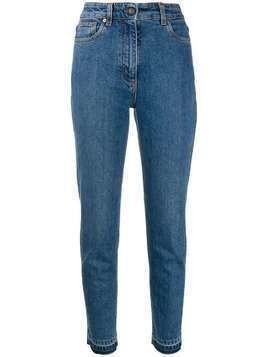 Etro high-rise skinny jeans - Blue