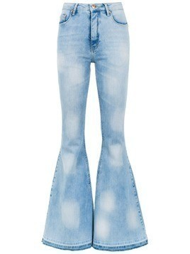 Amapô Dakota super flared jeans - Blue