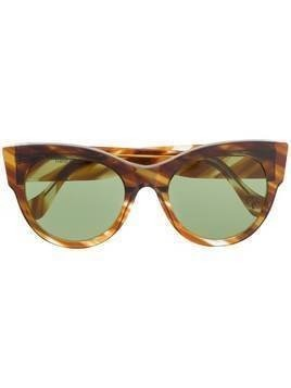 Retrosuperfuture Noa cat-eye sunglasses - Brown