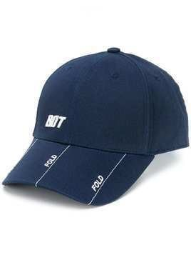 Botter embroidered logo cap - Blue