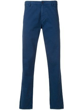 Aspesi slim-fit chinos - Blue