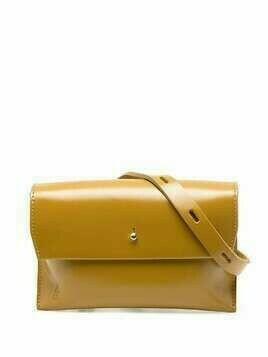 Ally Capellino money pouch - Yellow