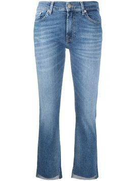 7 For All Mankind skinny-fit denim jeans - Blue