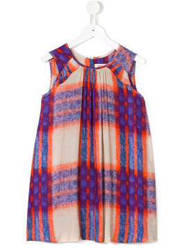 Maan checked dress - Multicolour