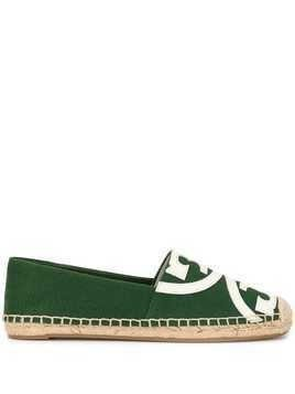 Tory Burch Poppy espadrilles - Green