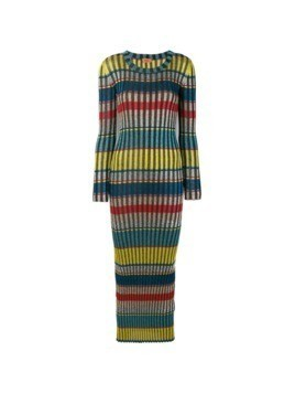 Missoni striped glitter maxi dress - Multicolour