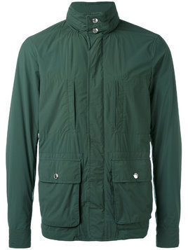 Kired winder breaker jacket - Green