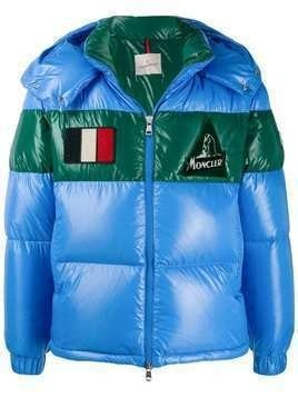 Moncler Gary down jacket - Blue
