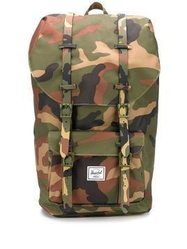 Herschel Supply Co. Little America camouflage print backpack - Green