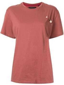 Blindness Pearl T-shirt - PINK