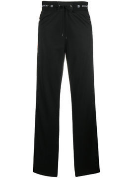 Givenchy sidebands track pants - Black