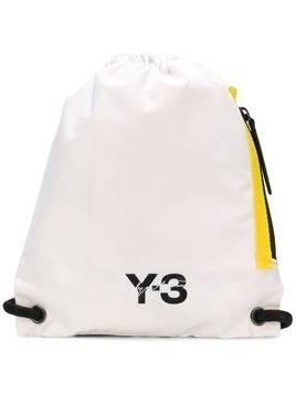Y-3 mini backpack - White