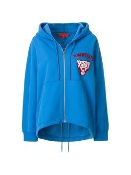 Hilfiger Collection Tommy Cats hoodie - Blue