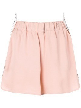 Forte Dei Marmi Couture elasticated waistband shorts - Pink