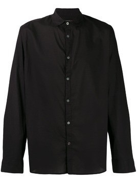 John Varvatos Clayton LS shirt - Black