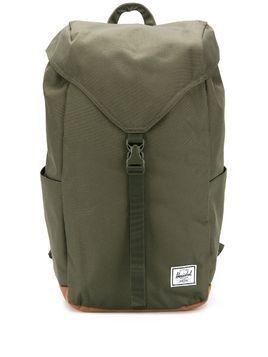 Herschel Supply Co. Thompson logo patch backpack - Green