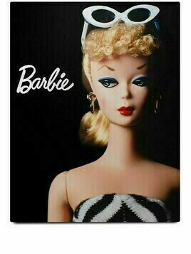 Assouline Barbie: 60 Years of Inspiration - Black