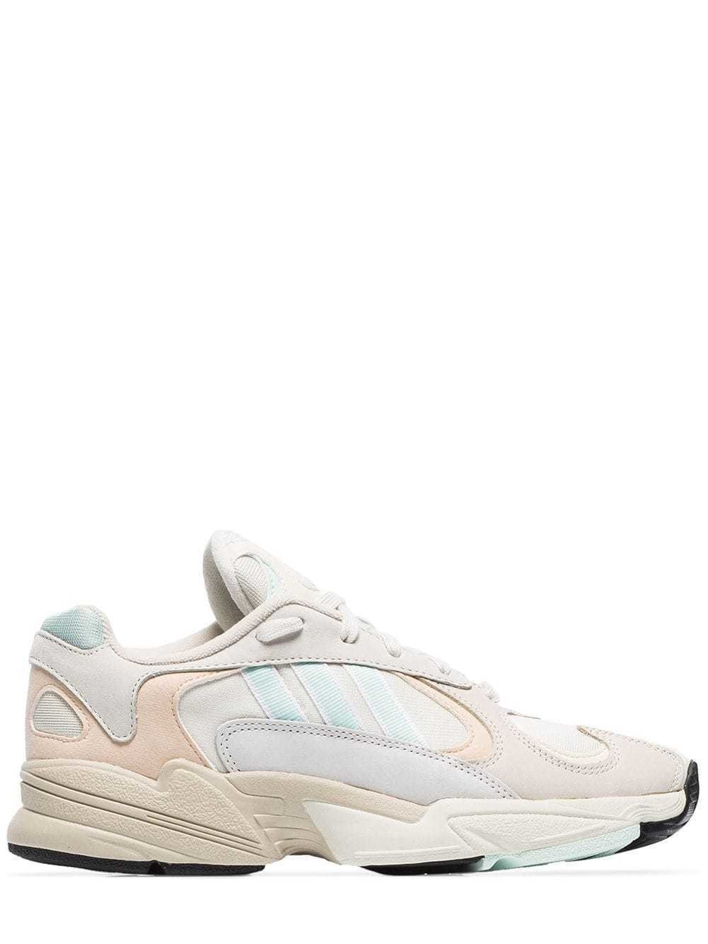 adidas Yung 1 chunky sneakers - White