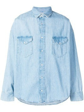 Levi's: Made & Crafted casual denim shirt - Blue
