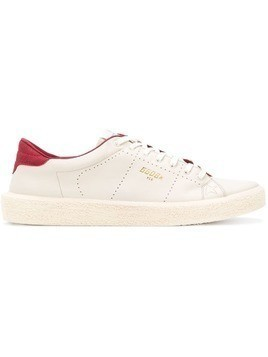 Golden Goose Deluxe Brand perforated logo sneakers - Nude & Neutrals